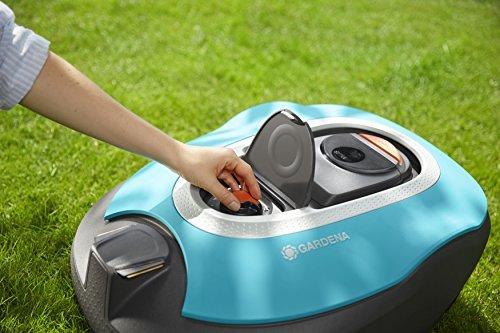 gardena m hroboter smart sileno rasenm her roboter testrasenm her roboter test. Black Bedroom Furniture Sets. Home Design Ideas
